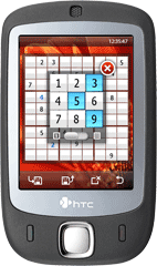 Resco Sudoku Touch, for Pocket PC (1.00)