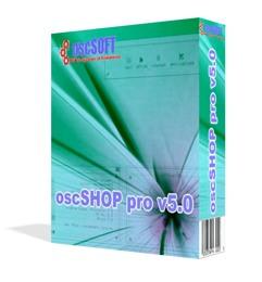 oscSHOP pro, 5.0