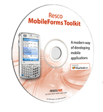 Resco MobileForms Toolkit 2011, Universal Edition