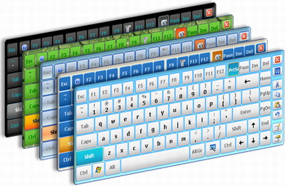 Hot Virtual Keyboard, 8