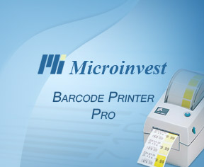 Microinvest Barcode Printer Pro, 3.07.006