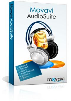 Movavi AudioSuite, ������������
