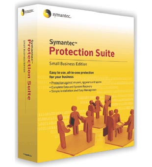 Symantec Protection Suite Small Business Edition, 4.0