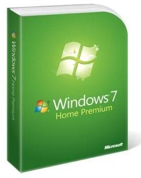 Microsoft Windows 7 Home Premium (�������� �����������), Russian