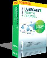 UserGate Proxy & Firewall 6.X + ��������� �����������