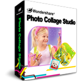Wondershare Photo Collage Studio, ��� Windows
