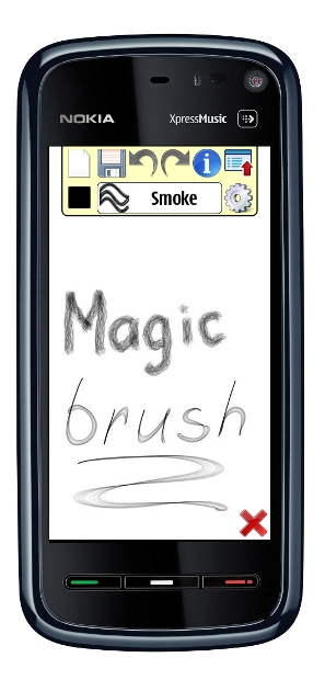 Magic Brush, 1.0