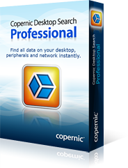 Copernic Desktop Search, Professional