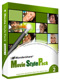 Wondershare Movie Style Pack Volume 2
