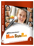 Wondershare Movie Style Pack Volume 1
