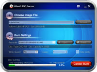 Xilisoft ISO Burner, 1.0