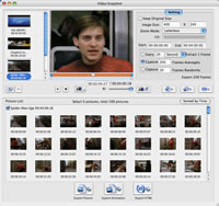 Xilisoft Video Snapshot for Mac, 1.0