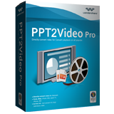 Wondershare PPT2Video Pro, 6.1.11