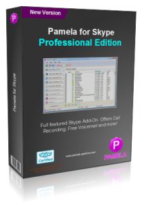 Pamela for Skype, Professional 4.7