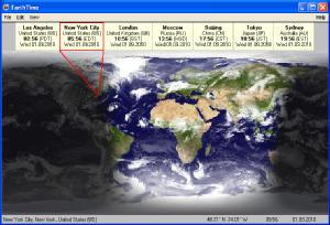 EarthTime, v3.1.4