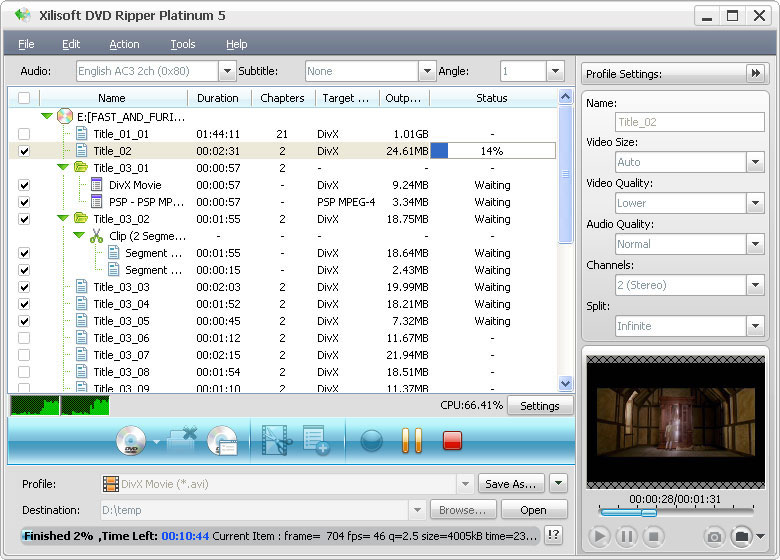 Xilisoft Ripper Pack Platinum