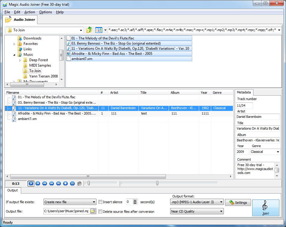 Magic Audio Joiner, 2.2.6