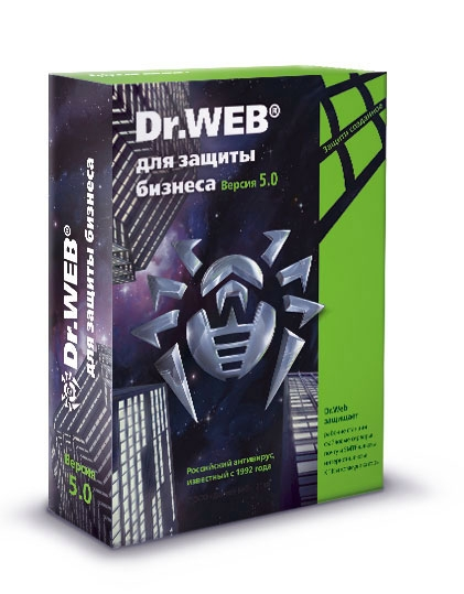 Dr.Web ATM Shield, ����������� ��������