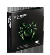 Dr.Web для Mac OS X + Dr.Web Security Space (поставка в коробке)
