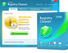 Carambis Registry Cleaner
