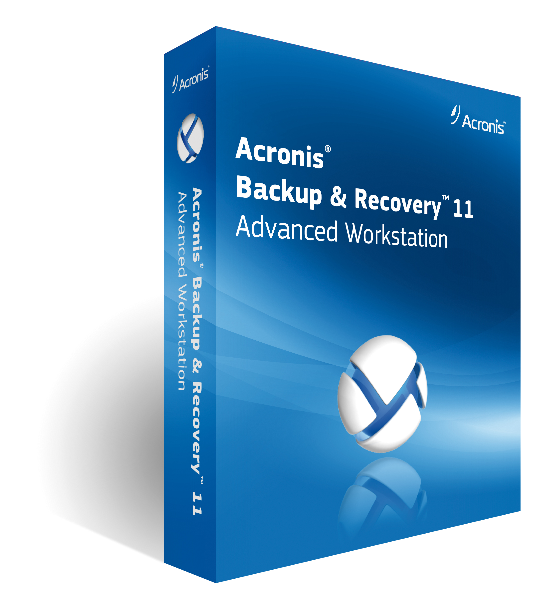 Acronis Backup & Recovery 11.5 Advanced Workstation
