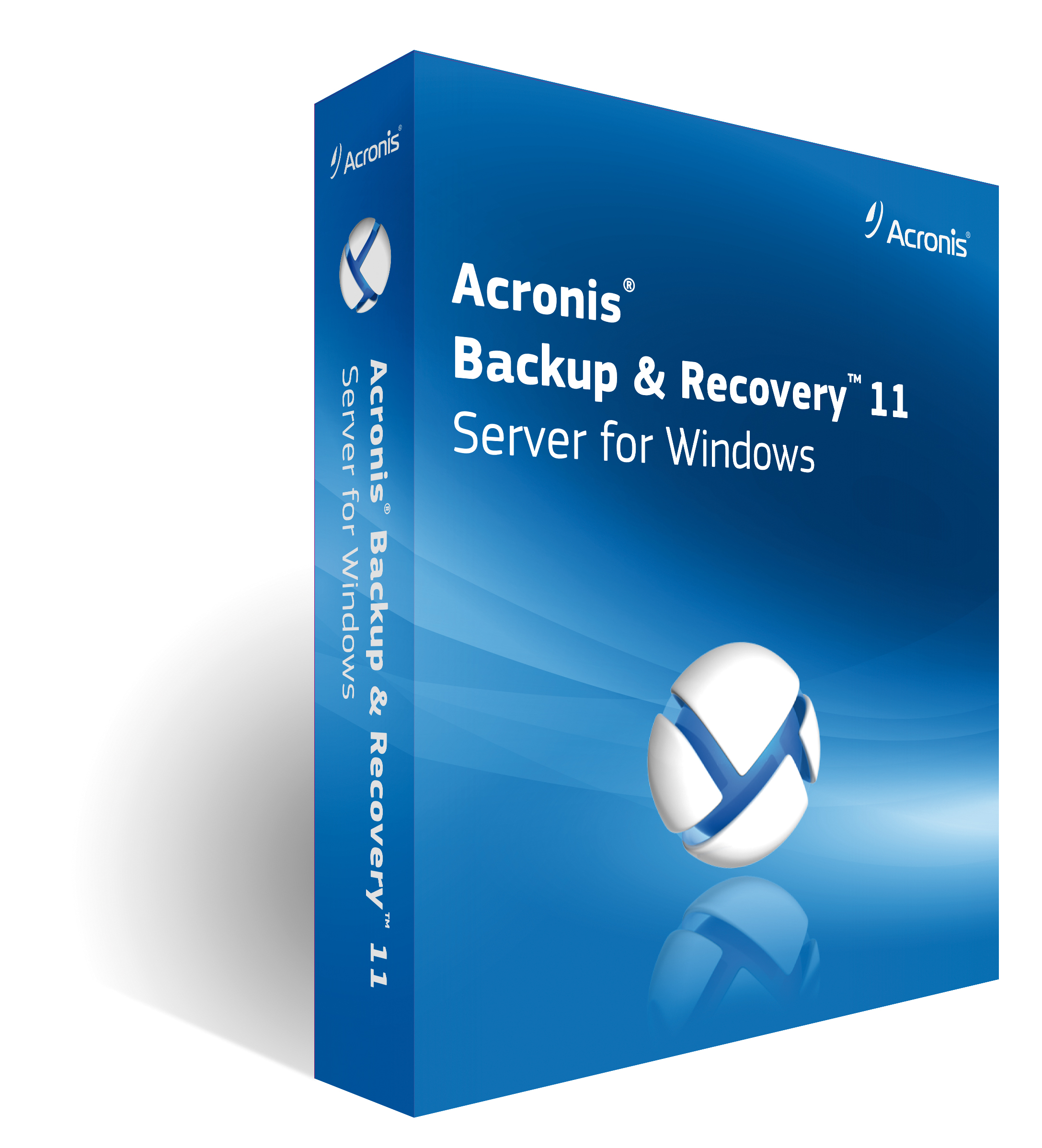 Acronis Backup & Recovery 11.5 Server for Windows, Russian