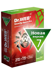 Dr.Web Security Space Pro (����� �������� �������)