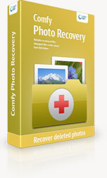 Comfy Photo Recovery, �������� ������