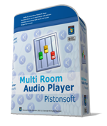 Multi Room Audio Player, 3.x