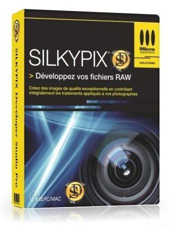 SILKYPIX DeveloperStudio Pro5 Windows