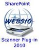 Websio SharePoint Scanner Plug-in, 2010 Professional