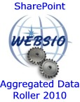 Websio Aggregated Data Roller Web Part