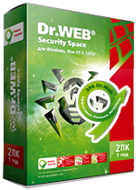 Dr.Web Security Space 9, �����-��������