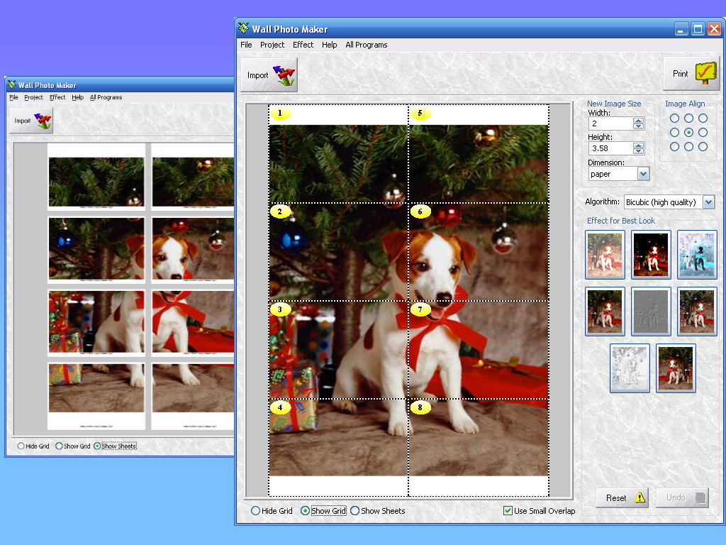 Wall Photo Maker, 4.6