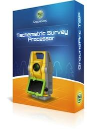 Tachemetric Survey Processor, 1.0.0.7