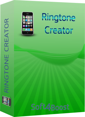 Soft4Boost Ringtone Creator, 3.8.4.211
