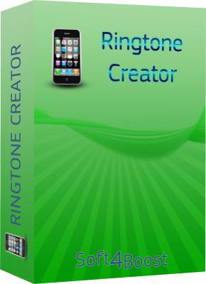Soft4Boost Ringtone Creator, 4.0.1.253