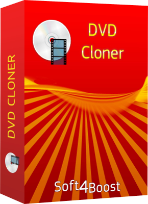 Soft4Boost DVD Cloner, 3.3.3.267