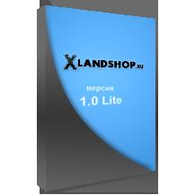 XLandShop.CMS, Lite 1.0
