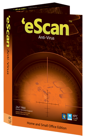 eScan AntiVirus with Cloud Security , 14