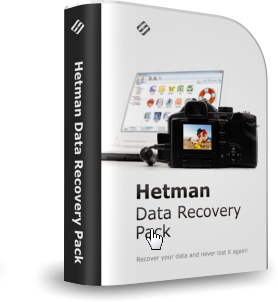 Hetman Data Recovery Pack, �������� ������
