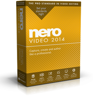 Nero Video, 2014