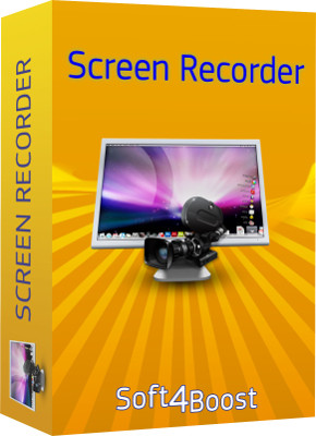 Soft4Boost Screen Recorder, 2.7.3.167