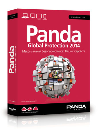 Panda Global Protection 2014, ����������� ������ ��� ���� (�� 1 ��)