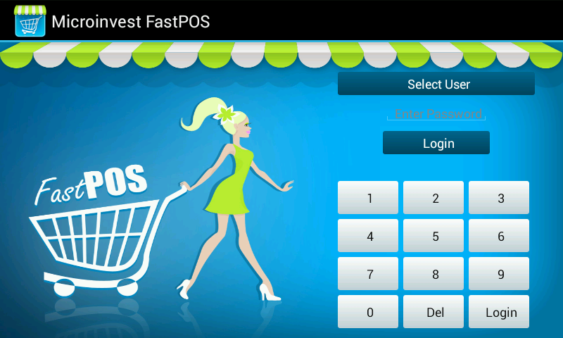 Microinvest FastPOS ��� �ndroid, 3.07.001