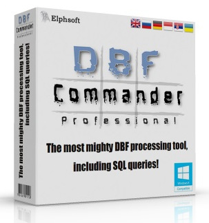 DBF Commander Professional, 3.1.52