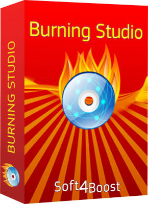 Soft4Boost Burning Studio, 2.2.3.229