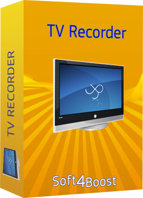 Soft4Boost TV Recorder, 2.1.2.121