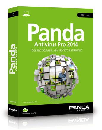 ��������� Panda Antivirus Pro 2014 (���������� ������ ��� ����), �� 3 ��