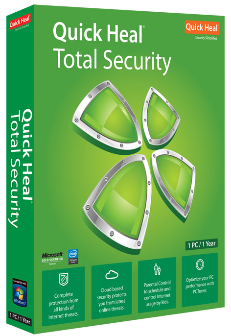 Quick Heal Total Security, 2014